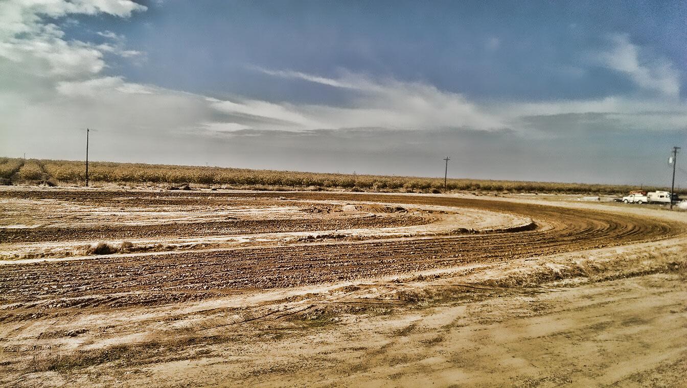 Dirt Oval/TT